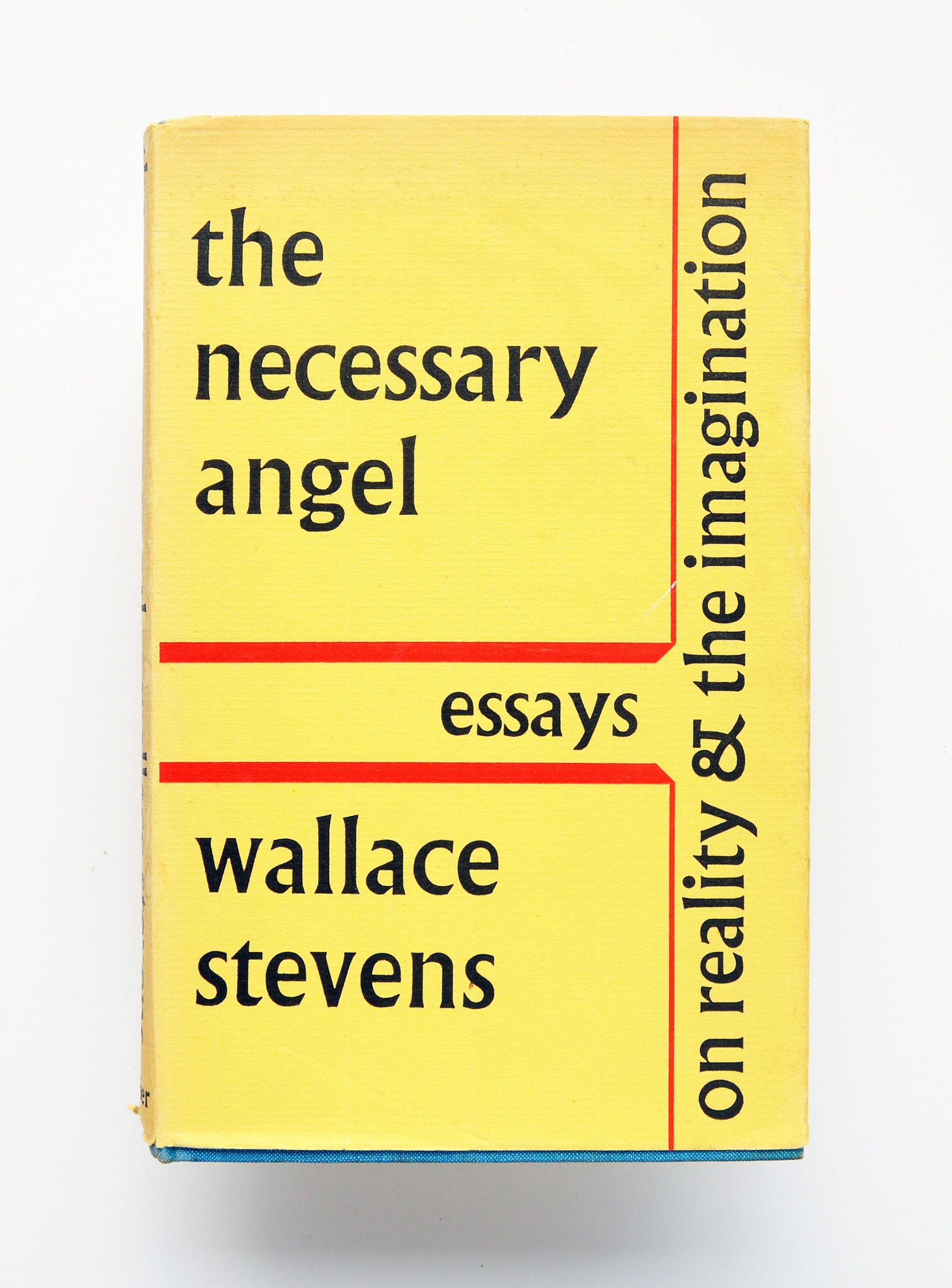 1984 Essay Thesis The Necessary Angel  Essays On Reality And The Imagination By Wallace  Stevens Argumentative Essay Thesis Statement also How To Write A Research Essay Thesis The Necessary Angel  Essays On Reality And The Imagination By  High School Reflective Essay