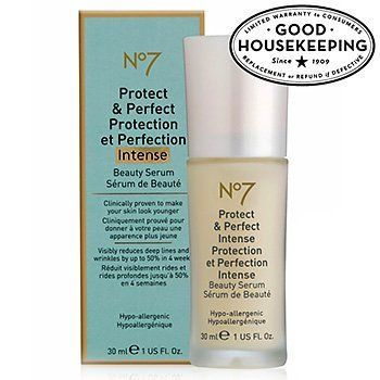 Boots No7 Protect Perfect Intense Beauty Serum 1 Fl Oz Beauty Serums No7 Anti Aging Skin Products