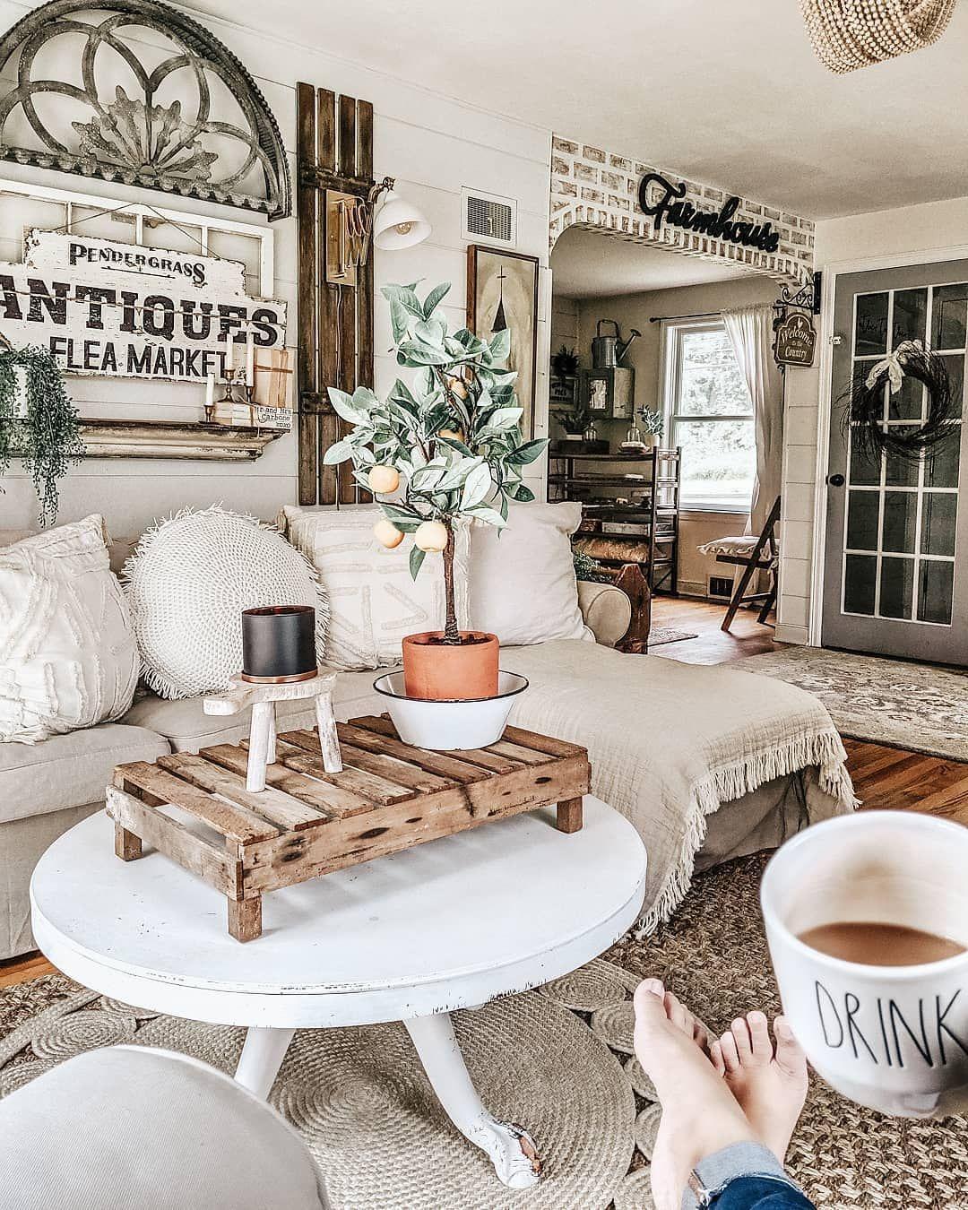Pin By Aiyanna Nicole On Bohemian Decor Home Country Farmhouse