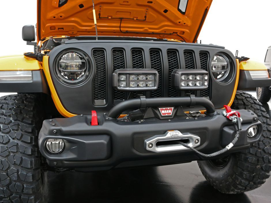 Nacho Jeep Wrangler Raids The Jeep Performance Parts Catalog
