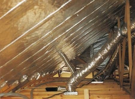 Pin By Alternative Energy Llc On Radiant Barrier Phoenix Air Conditioning Repair Air Conditioning Services Radiant Barrier