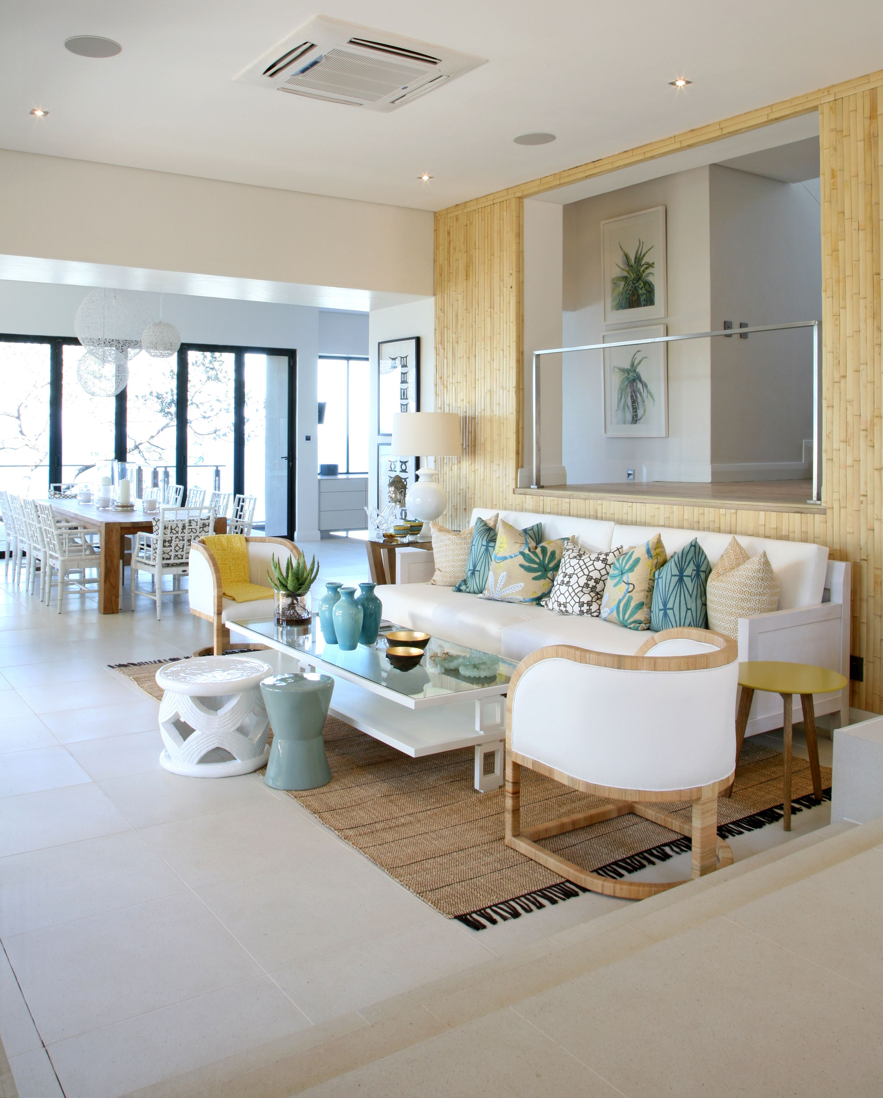 Pin By Michelle Schank On Home Decorating: Michele Throssell Interiors > Living Room > Bamboo
