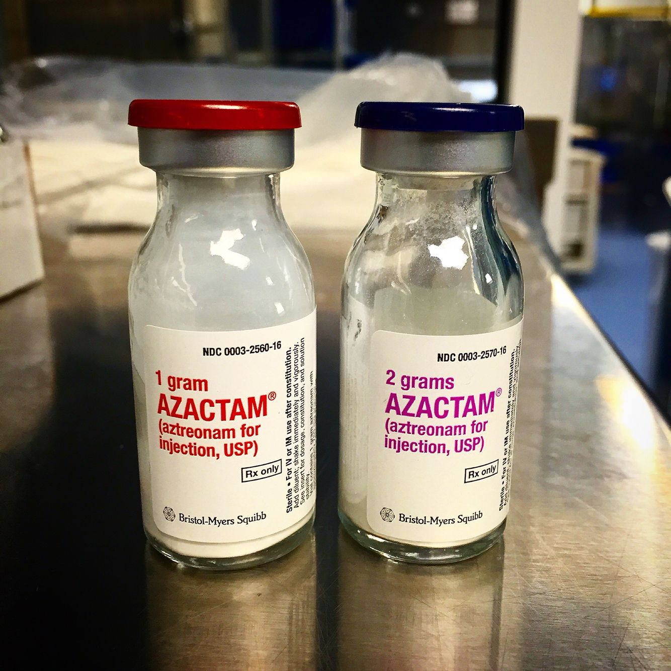 Aztreonam Is A Monobactam That Is Most Commonly Used Iv It Is A