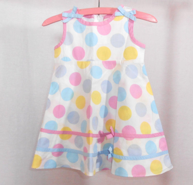 Baby Girl Dresses Baby Easter Dress Sleeveless Dress Spring Dress