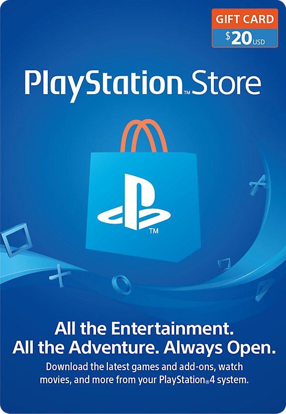 Joe PlayStation Store gift card (With images) Ps4 gift