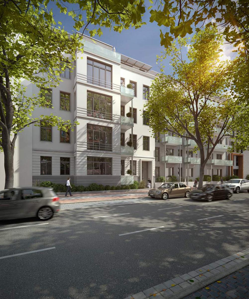 Sanierung Von 13 Eigentumswohnungen Im Projekt