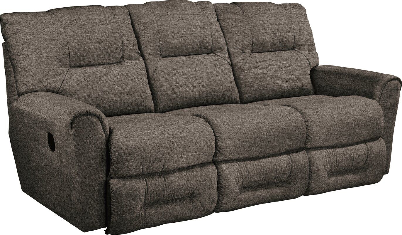 "LaZBoy Easton Reclining 84.5"" Flared Arm Sofa Wayfair"