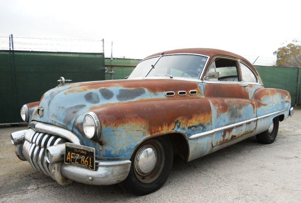 Pin by Juan Buck on other | Pinterest | Rusty cars, Cars and Rats
