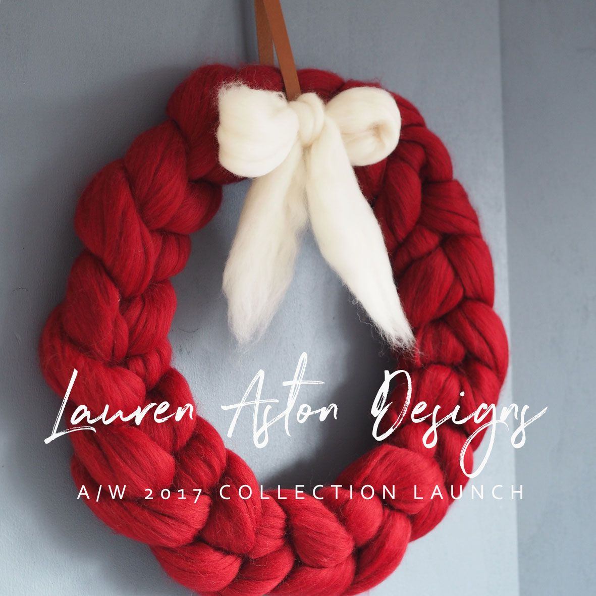 New Collection Launch | Jumbo yarn, Santa hat and Wreaths