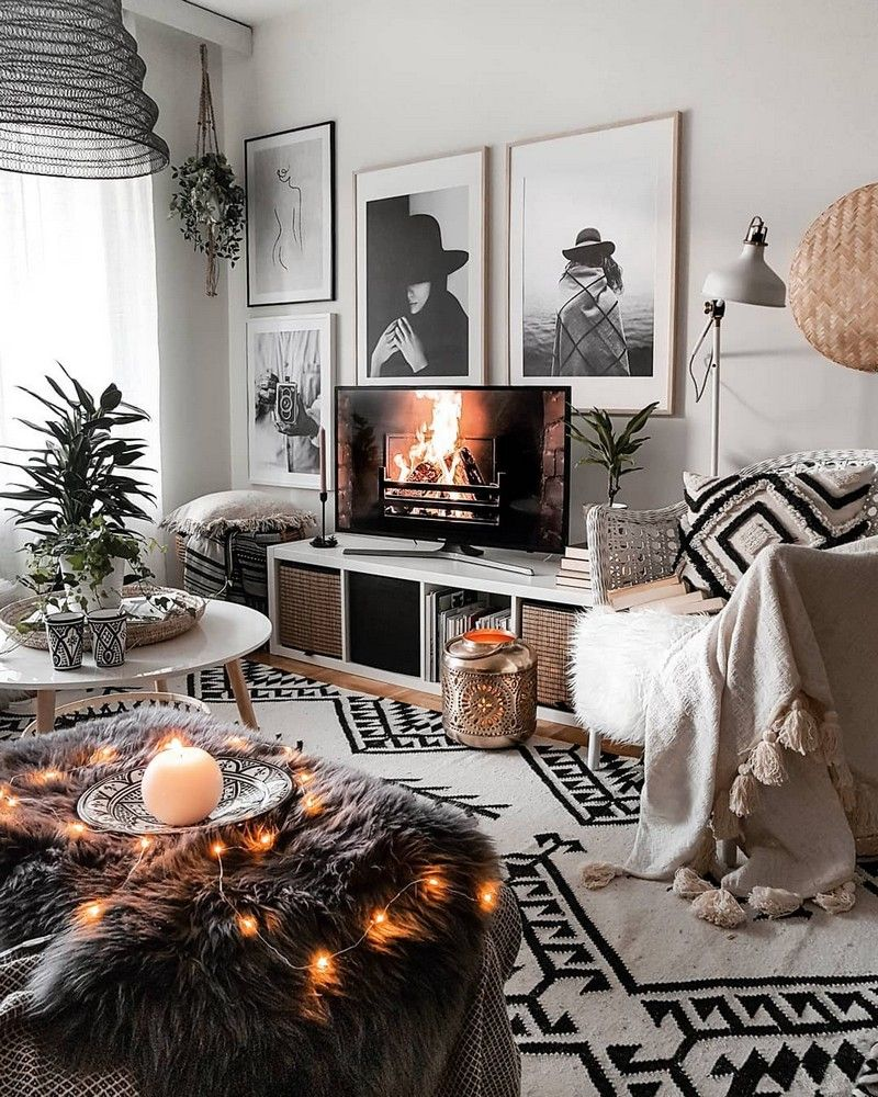 Bohemain Stylish Home Decoration Boho Chic Living Room Boho Living Room Chic Living Room Idea chic living roomdecor