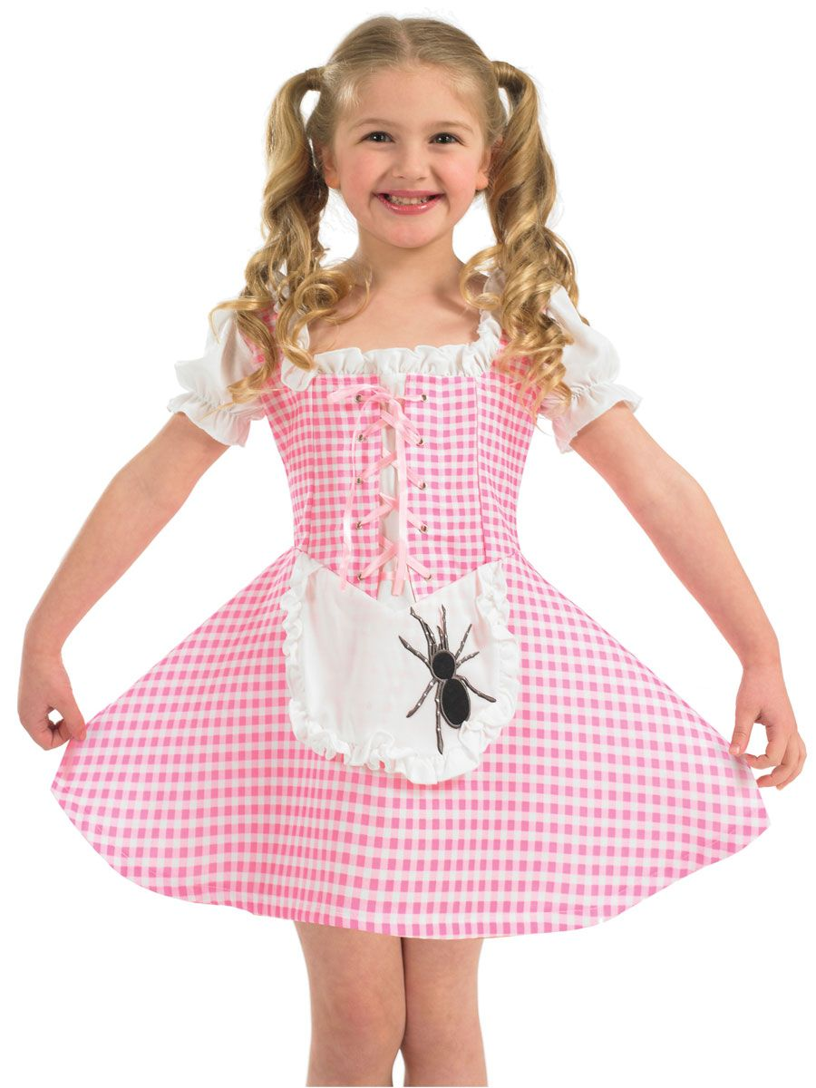 Child Miss Muffet Costume   Costumes, Jack sparrow costume and ...