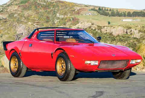 Lancia Stratos The Italian Supercar That Dominated Off Road