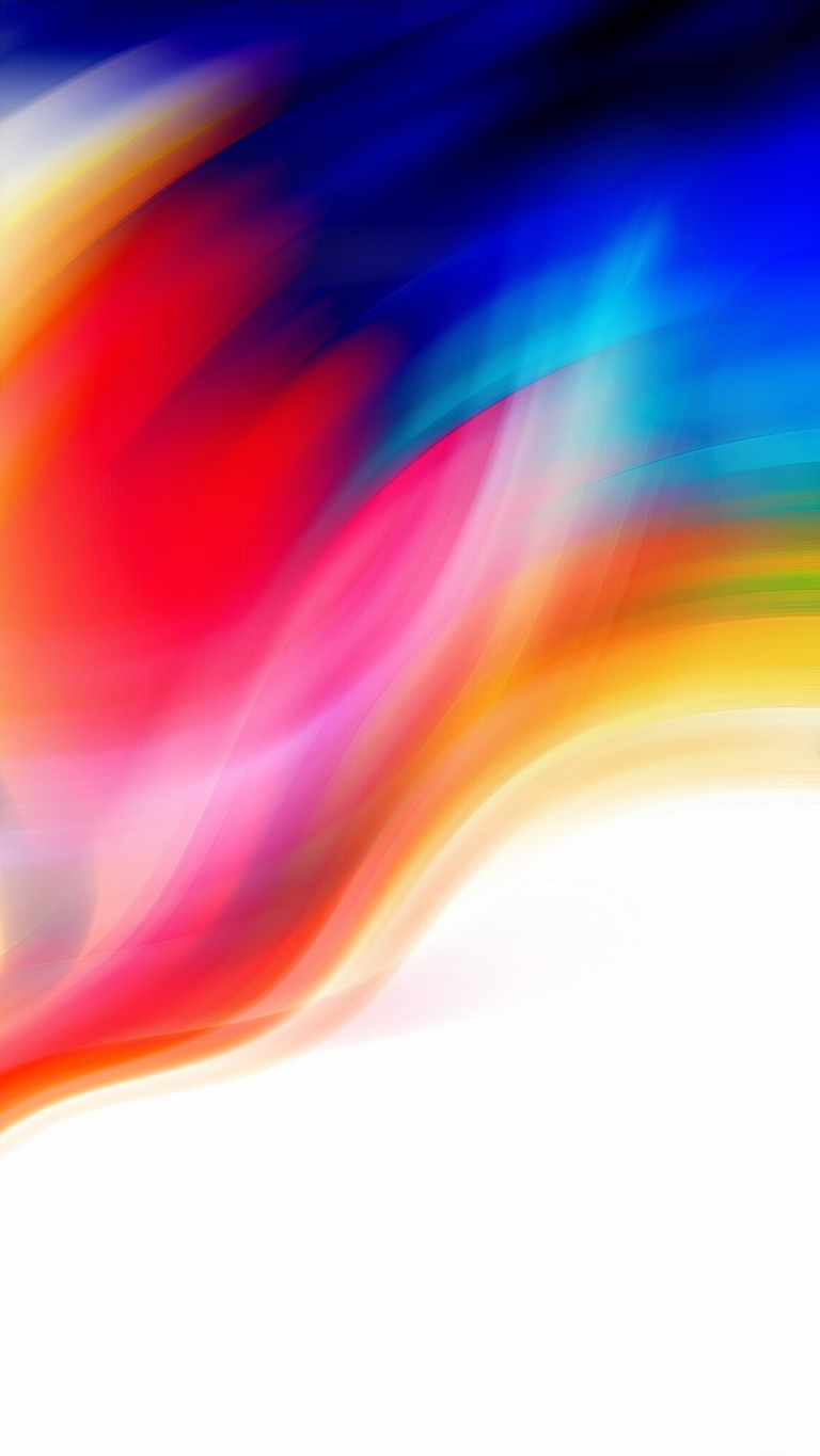 Abstract wallpapers vivid contrasting colors [pack 3