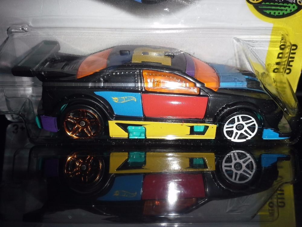 Hot Wheels 2017 Art Cars amazoom negro