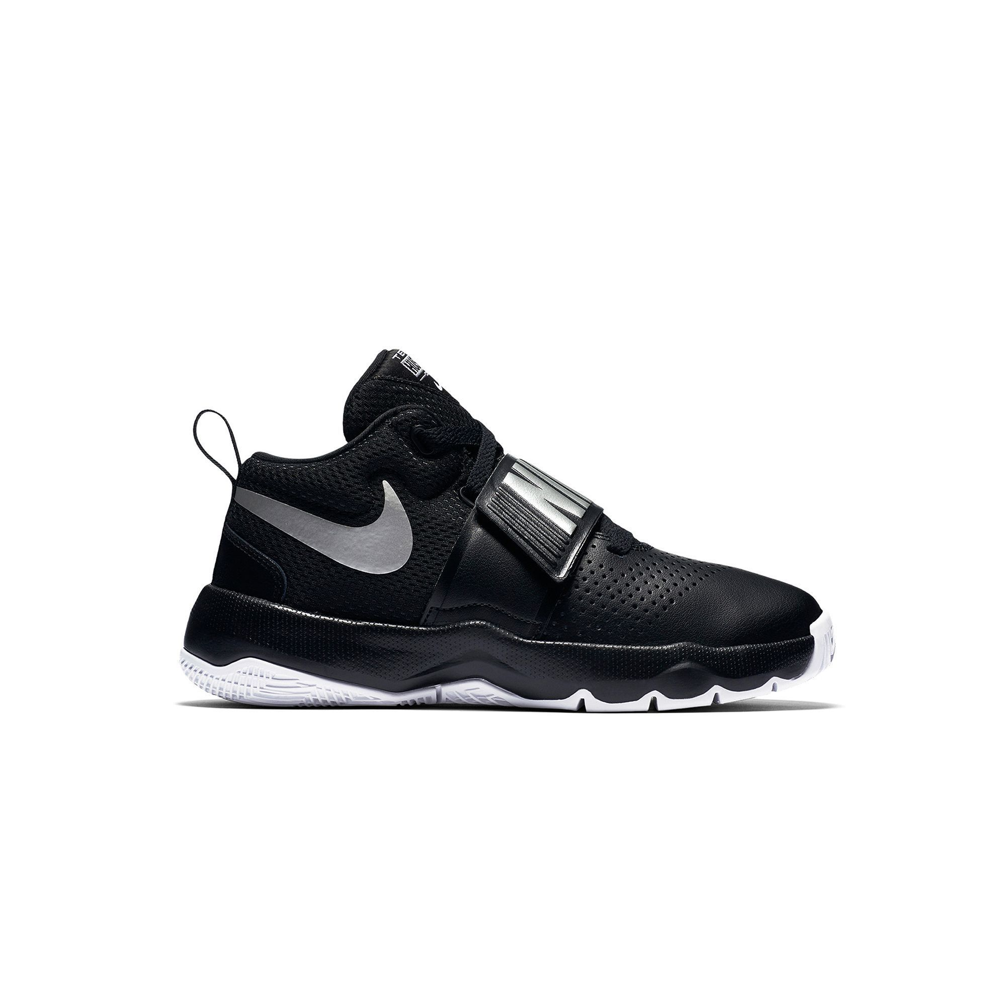 Nike Kinder Basketballschuhe Team Hustle D8 | SportsDirect