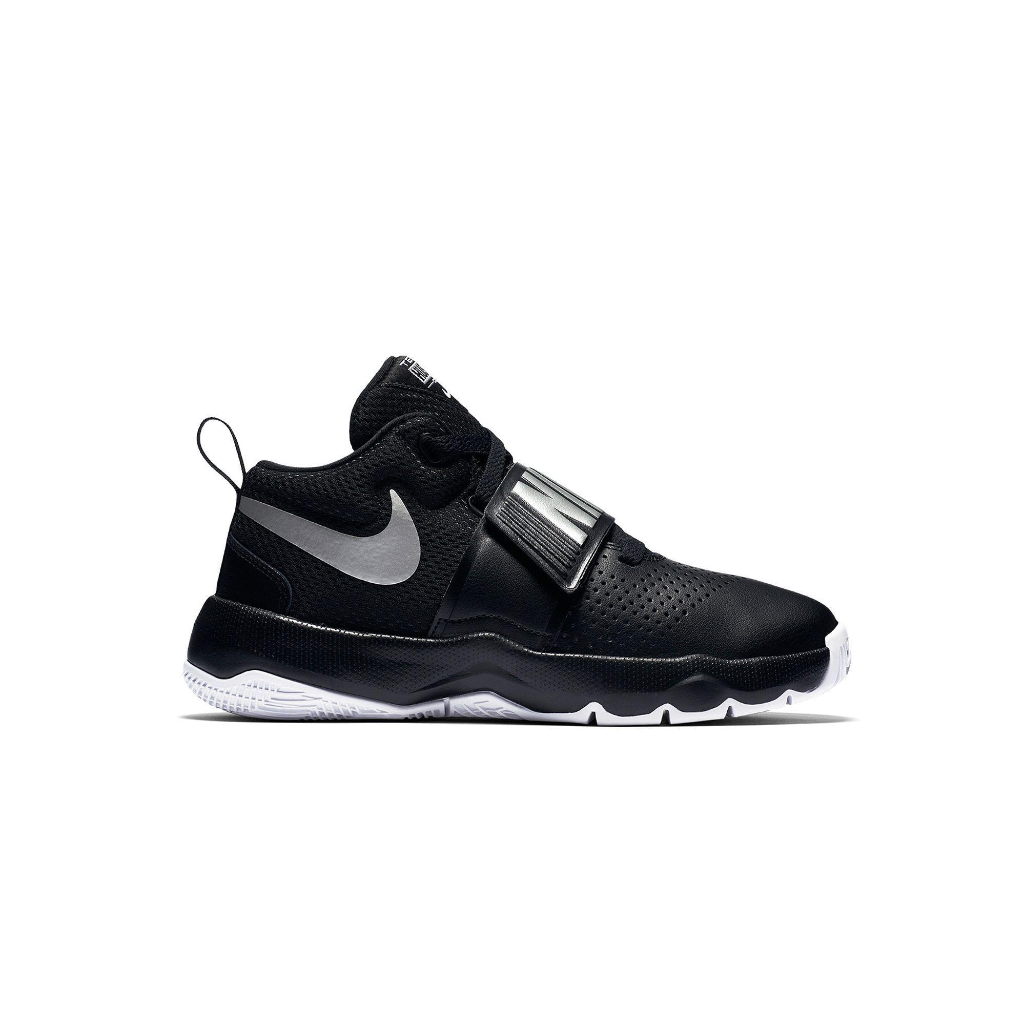 Nike Team Hustle D8 Grade School Kids  Sneakers 0bcfb2a1b