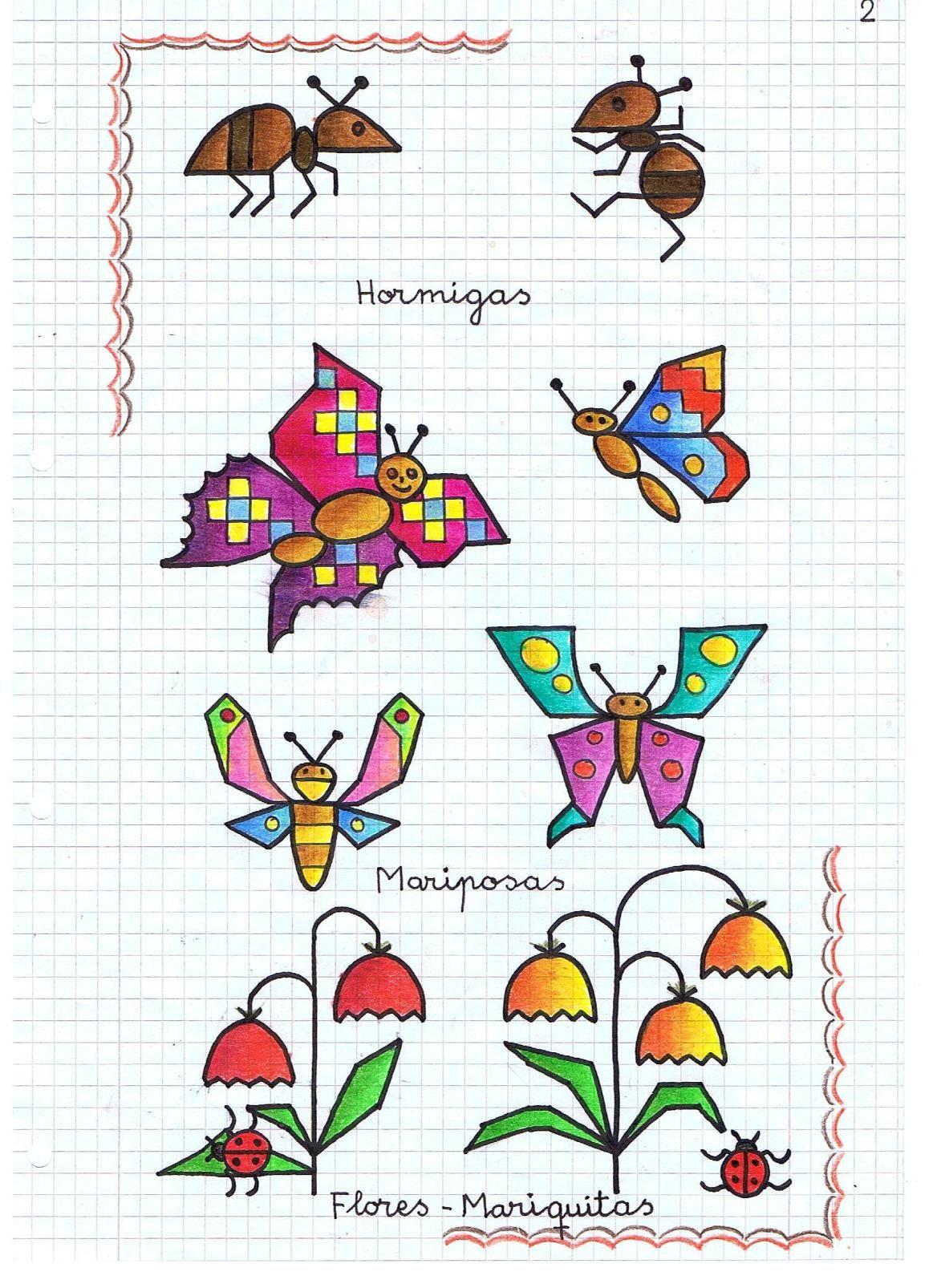 Dibujos En Cuadricula De Animales Web Del Maestro Dibujos En Cuadricula Cuadricula Para Dibujar Cuadricula