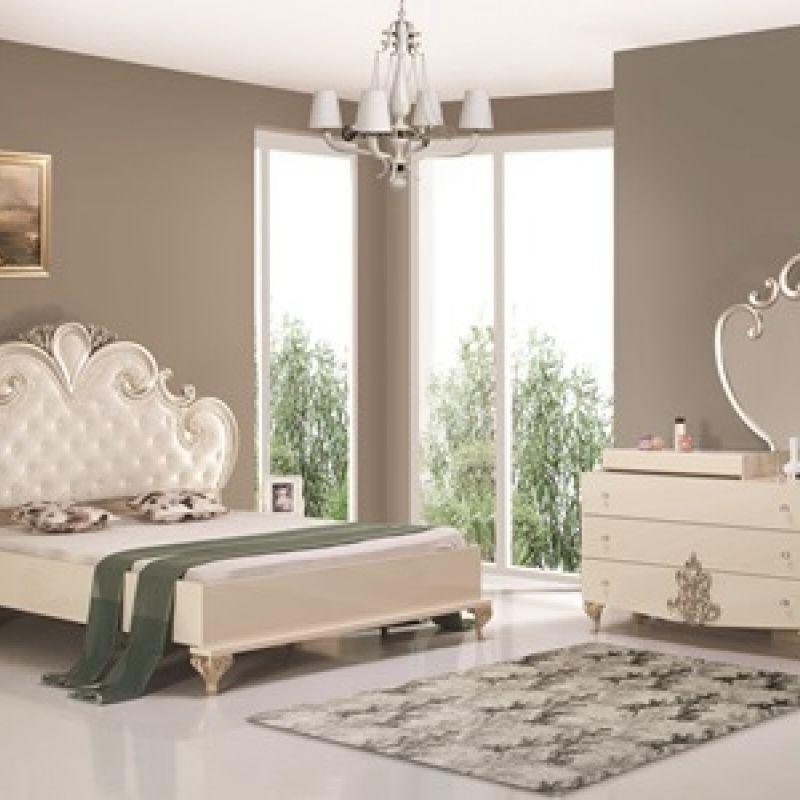 Kral Lux Avangart Yatak Odasi Takimi Ma Dream House In