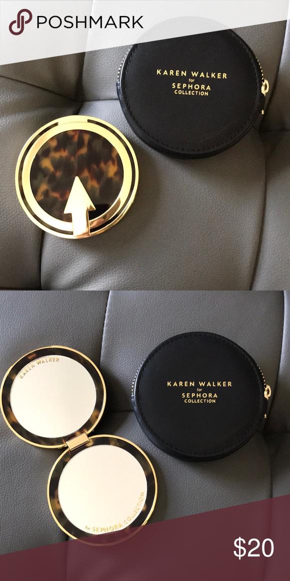 404e1f8d2e9c Karen Walker for Sephora compact mirror Brand new Karen Walker Makeup  Brushes   Tools