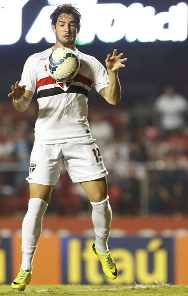 Alexandre Pato of Sao Paulo