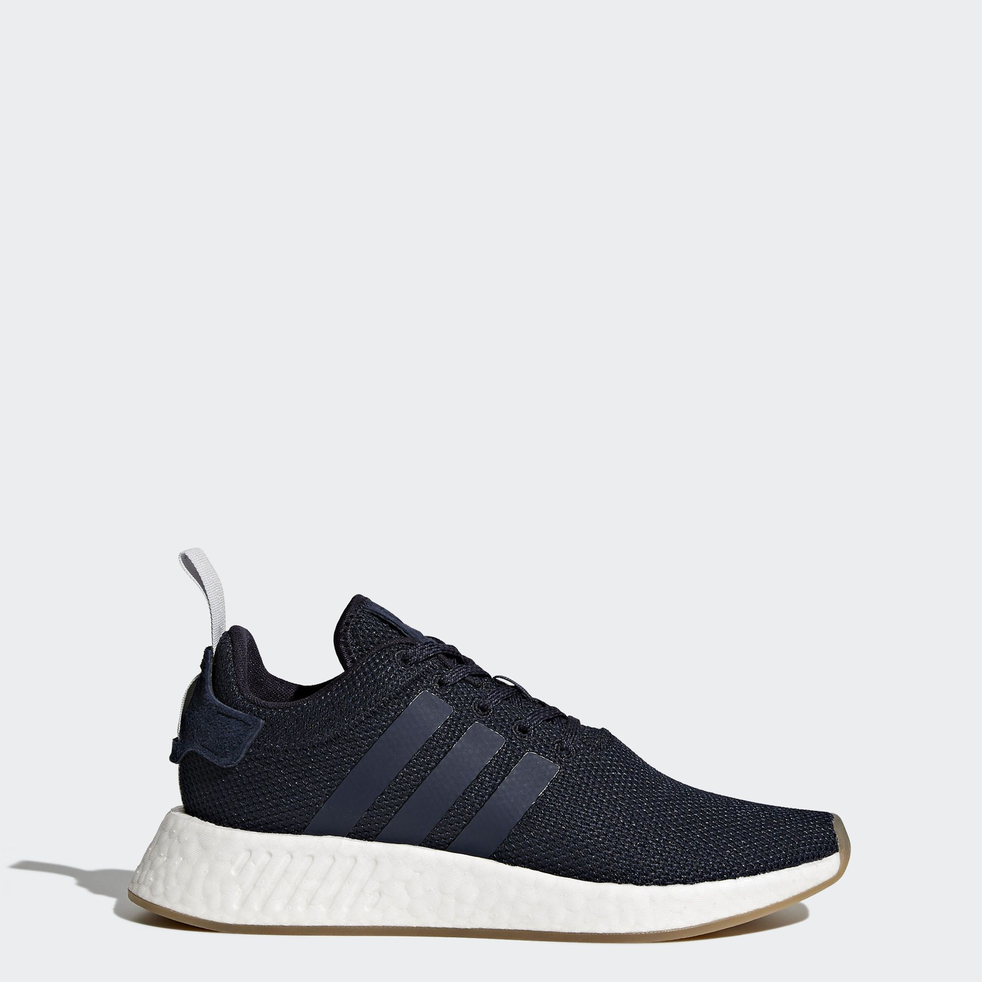 Inspired by the best of adidas heritage, these womens NMD shoes bring  modern style to the streets. Riding on a responsive boost™ midsole that  helps return ...