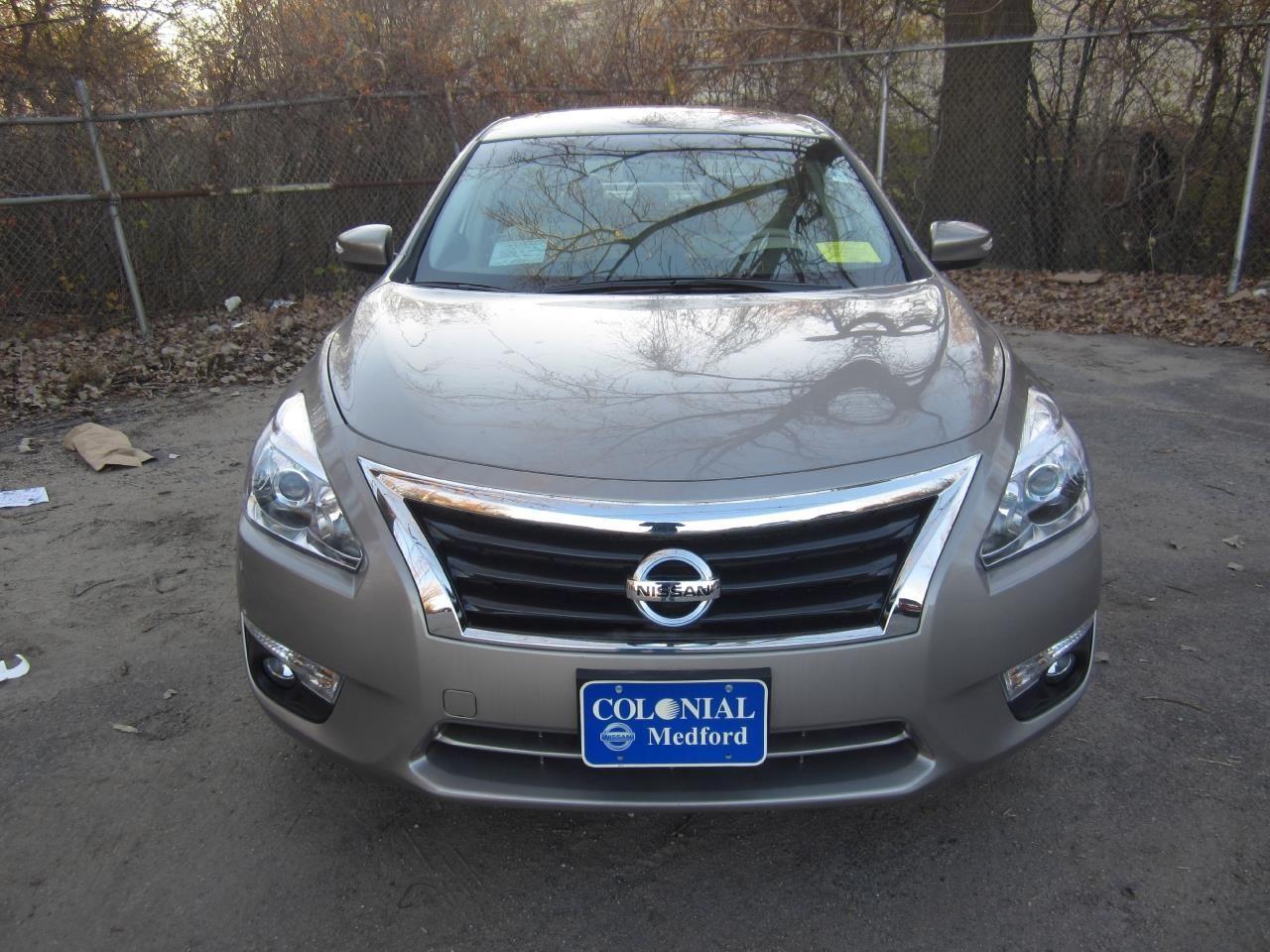 2013 Nissan Altima 3.5S 3.5 S 4dr Sedan Sedan 4 Doors Gray