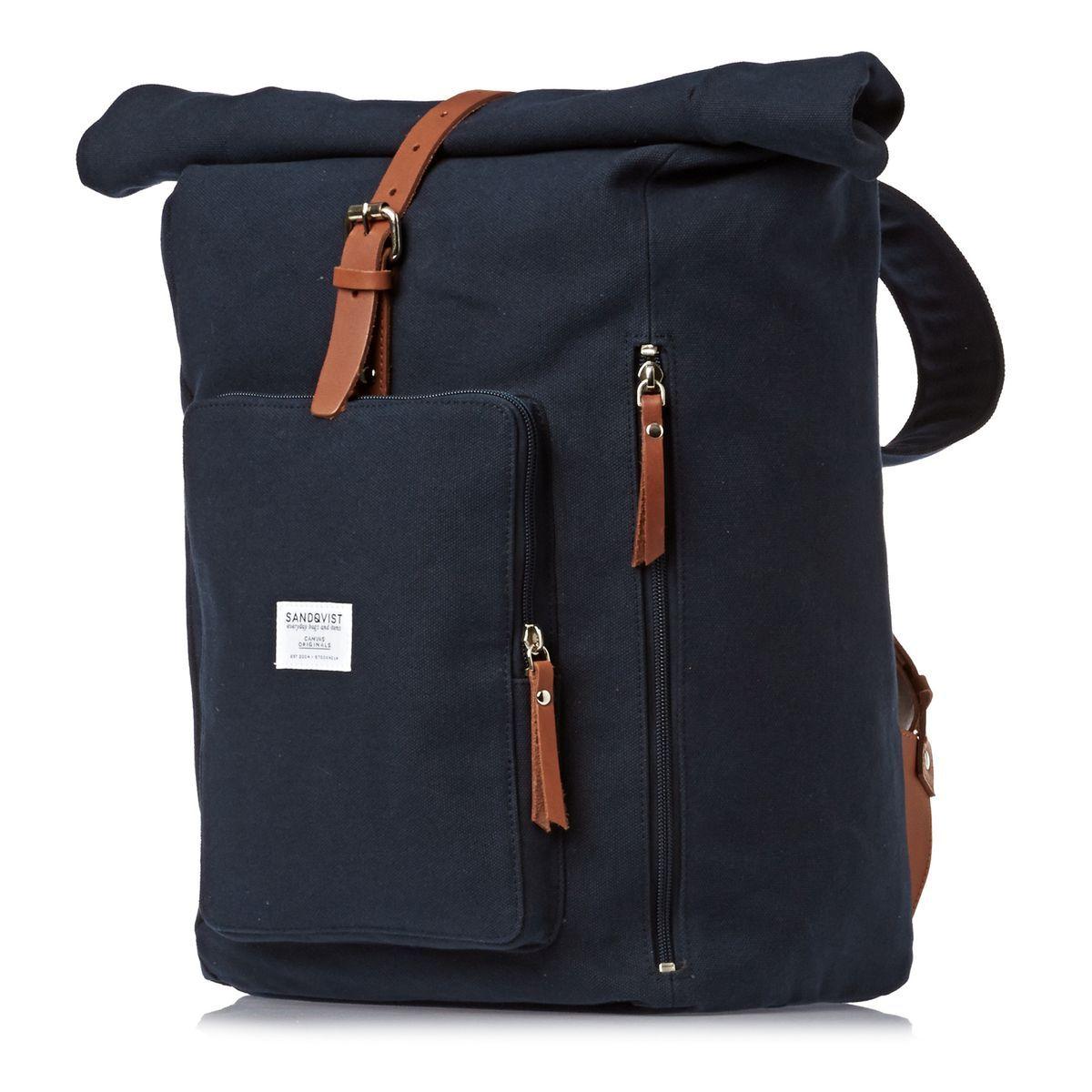 b5d17d446 Sandqvist Backpacks - Sandqvist Jerry Backpack - Blue   ACCESORIES ...