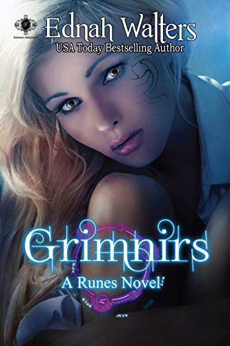 Grimnirs (Runes Series Book 3) by Ednah Walters