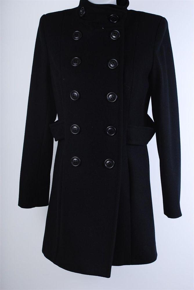 cappotto nero donna sconti