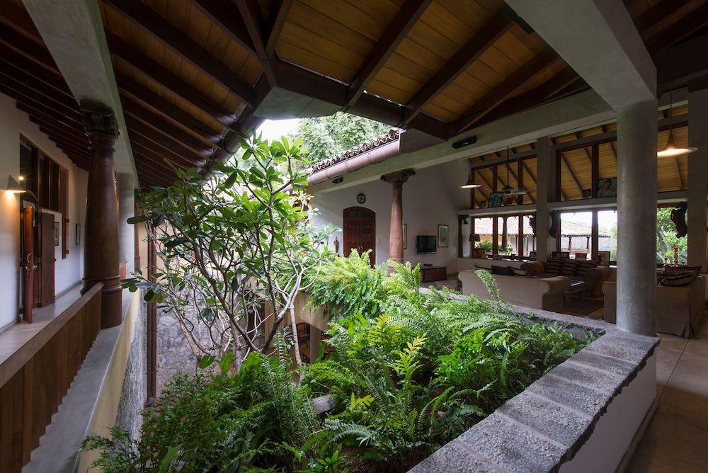 Malalasekara House, Borella, Colombo. Architect C