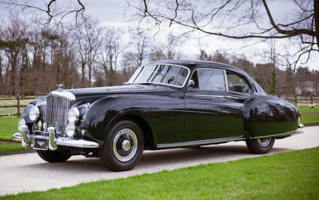32+ Bentley r type continental 1954 High Resolution