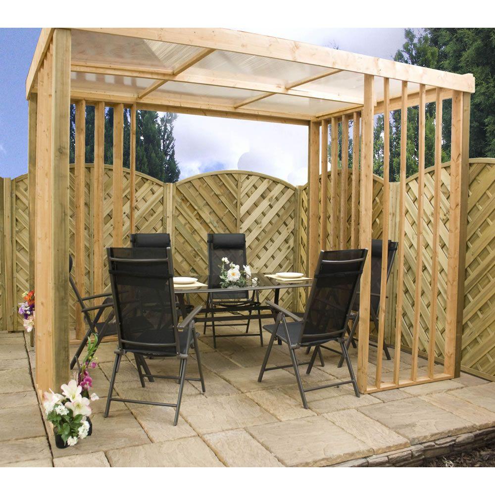 Modern Garden Shelter at wilko.com | My Lil Piece of Yard Heaven ...