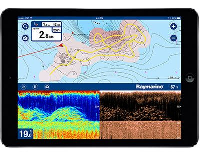 Navionics Boating Outdoor technology, App, Mobile app