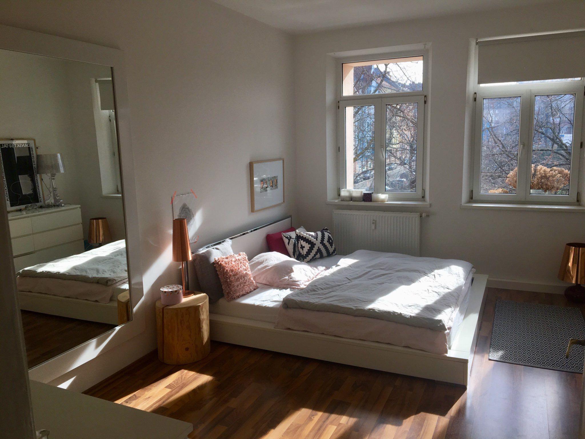 Wohlfuhlen Durch Einfachheit Und Ordnung Wg Zimmer Wohnung Zimmer