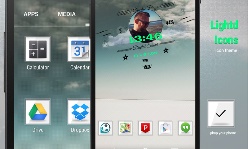 Icon themes - on blackbearblanc.storeenvy.com + and Play STore (search waveandanchor)