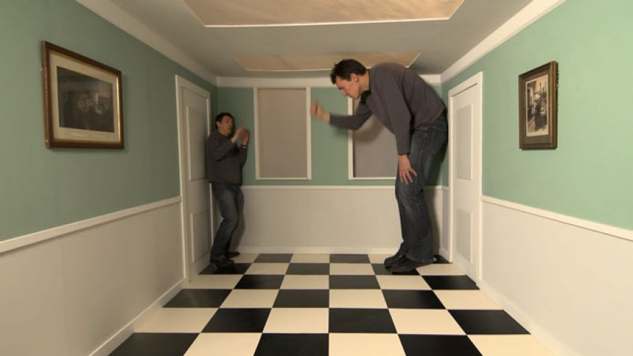 Ri Channel Tales From The Prep Room The Ames Room Ames Room
