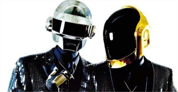 Las 10 curiosidades de Daft Punk