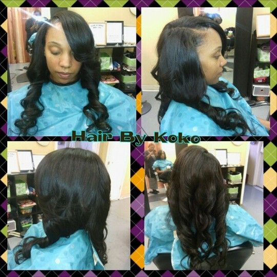 Hair By Koko S Photo On Styleseat Houston Tx Sew In Extensions Hair Natural Sew In