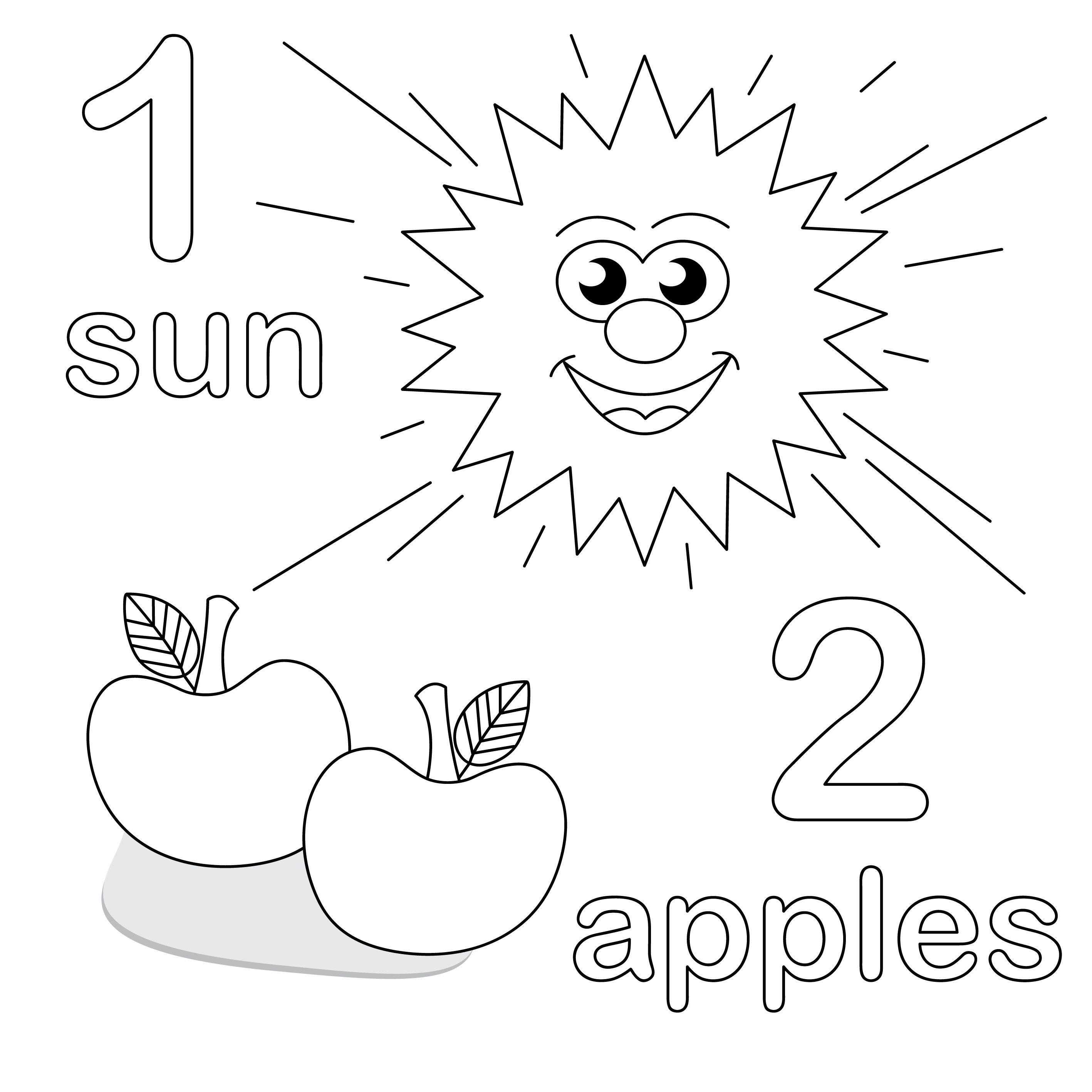 number 3 coloring pages. Number 3 Coloring Pages For Toddlers  Designs Canvas coloring sheets preschool Preschool pages