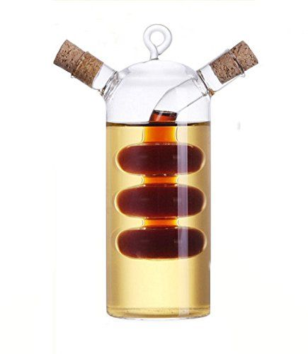 Export Great Kitchen Supplies Ecofriendly Glass Olive Oil Bottle Cruet2 In  1 Oil Vinegar 300ml80ml Cruet