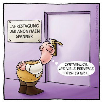 LACHHAFT - Cartoons von Michael Mantel - Wöchentlich neue Witze im Internet.