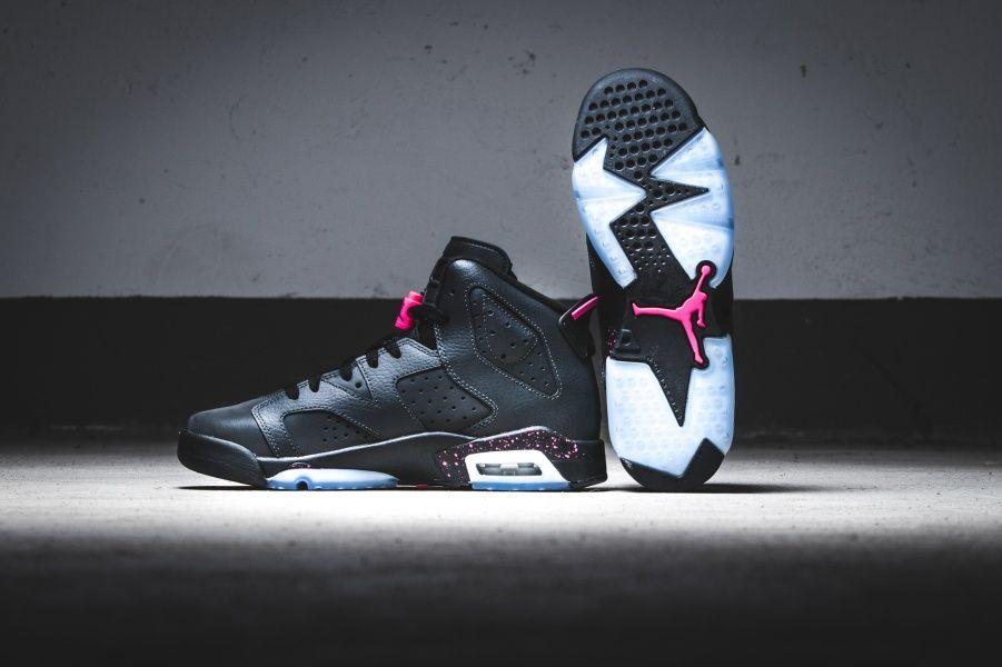 Infos Air Jordan 6 Retro GG 'Hyper Pink' Color : Anthracite/Black-