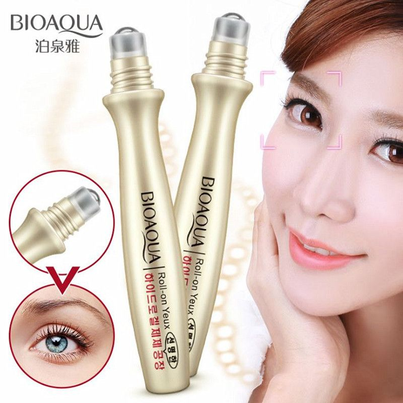Photo of Anti Eye Serum Eye Cream Anti Wrinkle Bear Moisturizing Hydrating Whitening Face Firming Skin Care