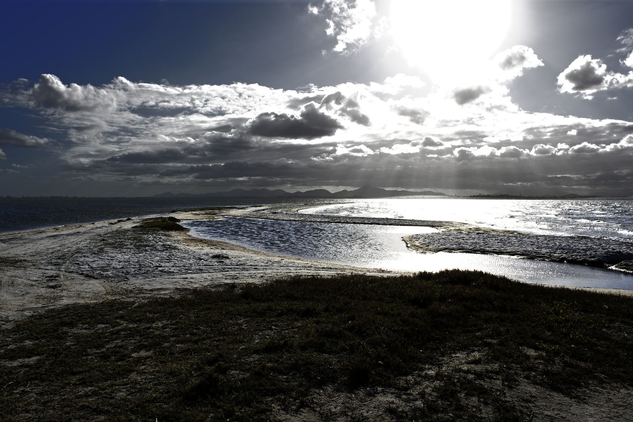 https://flic.kr/p/xnqPnK | Lagoa de Araruama | Praia Seca - Araruama-RJ