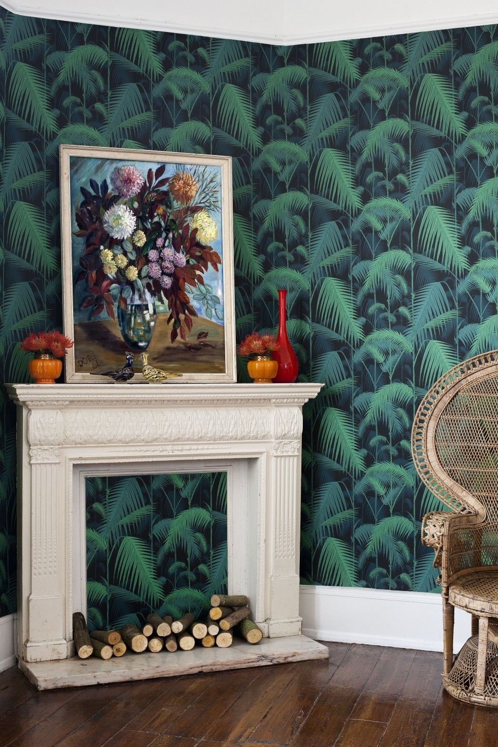 Pin by Nikki Tempest on Walls Cole and son wallpaper