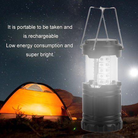Portable Super Bright 11 LED Camping Tent Lantern Fishing Light Lamp Hiking 2017