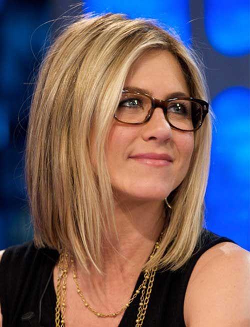 Jennifer Aniston New Bob Haircuts Medium Hair Styles Medium Hair Styles For Women Long Bob Haircuts