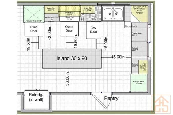 island kitchen designs layouts image result for warming kitchen layout plans 4827