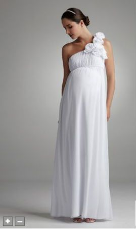 vestidos de novia para embarazadas | style ..embarazada