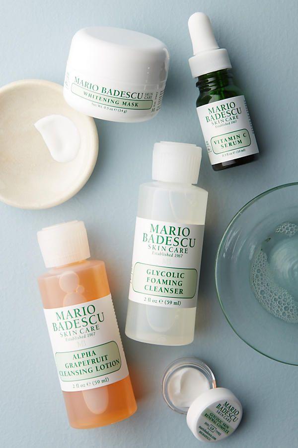 Mario Badescu Brightening Regimen Kit In 2020 Mario Skin Care